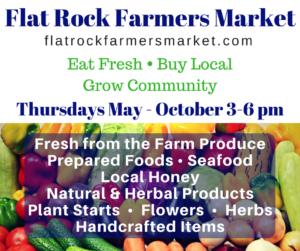 Flat Rock North Carolina Farmers Market
